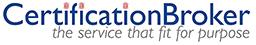 Certificarion broker logo